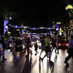 Food & Wine: Disney Will Turn This Singapore Street Into a Winter Wonderland for the Holidays