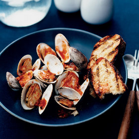 Food & Wine: 7 Ways to Serve Clams