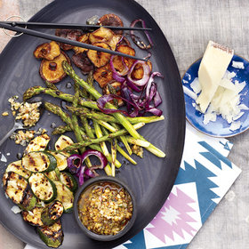Food & Wine: How to Cook for Vegetarian Guests on the Fourth of July