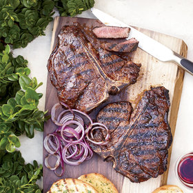 Food & Wine: 6 Best Ways to Cook a T-Bone Steak