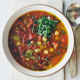 Food & Wine: Lentil Soup Recipes