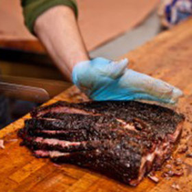 Food & Wine: Crimes Against BBQ Brisket with Austin's Aaron Franklin