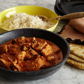 Food & Wine: 8 Global Takes on Chicken Curry