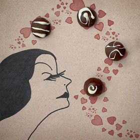Food & Wine: How to Steal a Kiss from Greta Garbo