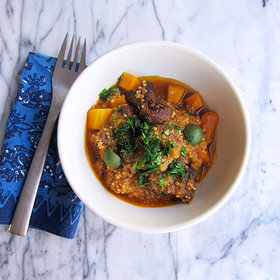 Food & Wine:  One-Pot Stew with Malbec