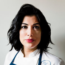 Food & Wine: Meet Umber Ahmad, Tom Colicchio's Pastry Protégé