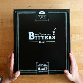 Food & Wine: This DIY Bitters Kit Will Immediately Up Your Bartending Cred
