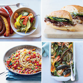 Food & Wine: 4 Ways to Use Bell Peppers