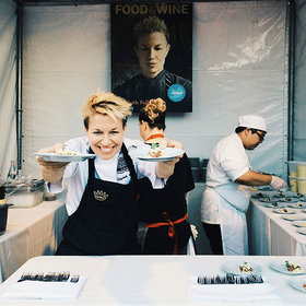 Food & Wine: Keep Up with the Los Angeles Food & Wine Festival by Following the #FWFesties