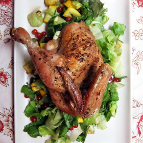 Food & Wine: How to Roast Chicken When You Don't Want to Turn on the Oven