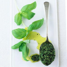 Food & Wine: The Easiest Herb Sauce You'll Ever Make