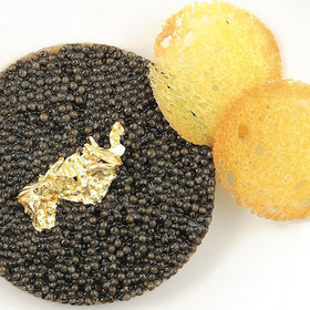 mkgalleryamp; Wine: Caviar: The Best Reason to Get on a Plane