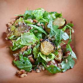 Food & Wine: A New Way to Fuel Your Brussels Sprout Obsession
