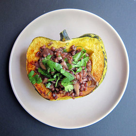Food & Wine: A Less-Retro Take on Stuffed Squash
