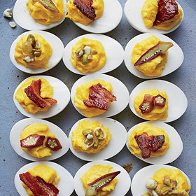 Food & Wine: How to Make Deviled Eggs Even Better