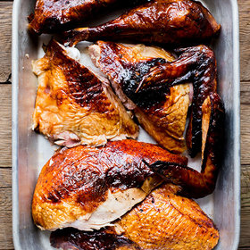 Food & Wine: 6 Tips for Preparing a Paleo Thanksgiving