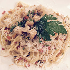 Food & Wine: Why You Should Put Pork Cracklings in Your Pasta