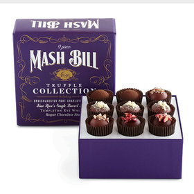 Food & Wine: 6 Boozy Chocolates You'll Actually Want to Eat