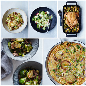 Food & Wine: 5 Ways to Re-Imagine Brussels Sprouts
