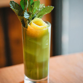 Food & Wine: 5 Boozy Ways to Get Your Matcha Fix
