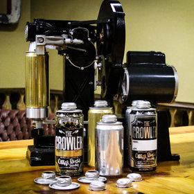 Food & Wine: Behold, the Resealable Craft Beer Can