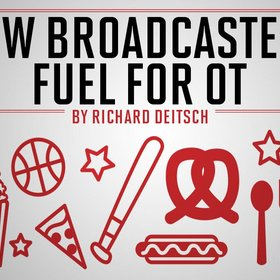 Food & Wine: Exactly What Sports Broadcasters Eat to Stay Fueled for OT
