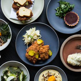 Food & Wine: In Search of Fried-Chicken Perfection at the New Crispy Bird in Indianapolis