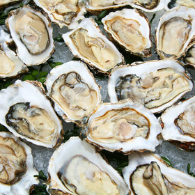 mkgalleryamp; Wine: Charcuterie and Oysters Belong Together on Your Next Party Platter