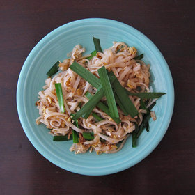 Food & Wine: Pad Thai with Chinese Chives