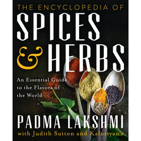 Food & Wine: Padma Lakshmi Wants To Teach You About Spices and Herbs
