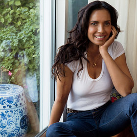 Food & Wine: Padma Lakshmi's Thanksgiving Dinner Must-Have and Crispy Fried Chicken Trick