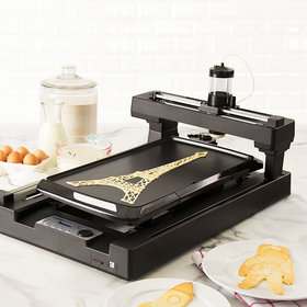 Food & Wine: You Can Finally Own PancakeBot, the 3-D Pancake Printer