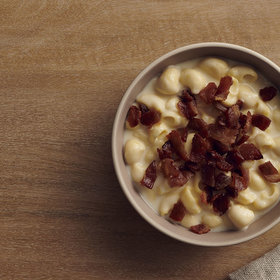 mkgalleryamp; Wine: Panera Will Deliver Bacon Mac and Cheese to Your Doorstep