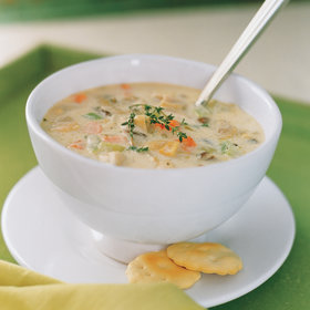 Food & Wine: Panhandle Clam Chowder