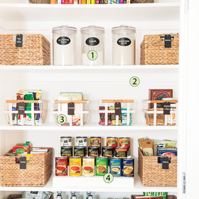 Food & Wine: How to Organize a Pantry