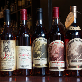 Food & Wine: Pennsylvanian Pappy Van Winkle Fans Have 5 Days to Enter the State's Limited-Release Lottery