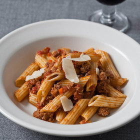 Food & Wine: Pasta Bolognese