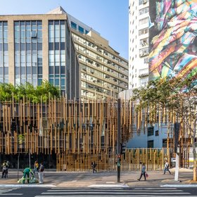 Food & Wine: Avenida Paulista, São Paulo's Main Financial Street, Is Becoming a Hub for Art