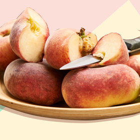 Food & Wine: The Best Way to Pick (and Store) a Perfectly Ripe Peach