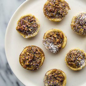 Food & Wine: Pecan Tassies