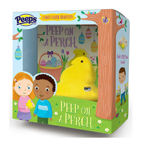 Food & Wine: Is Peep on a Perch the New Elf on a Shelf?