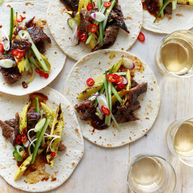 Food & Wine: Peking-Style Short Rib Tacos