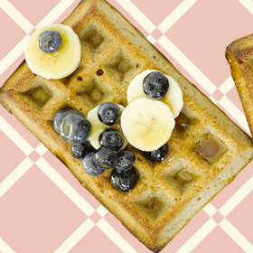 Food & Wine: This Smart,Simple Hack Is the Secret to Making Picture-Perfect Waffles