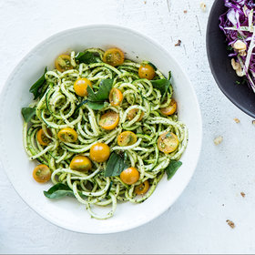 Food & Wine: 3 Recipes to Up Your Spring Pesto Game
