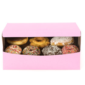 Food & Wine: This Is the Reason Doughnut Boxes Are (Usually) Pink