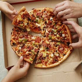 Food & Wine: Most Pizzas Are Round. So Why Are Pizza Boxes Square?