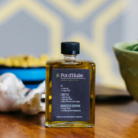 Food & Wine: Marijuana-Infused Olive Oil and Other Pot-Based Pantry Items
