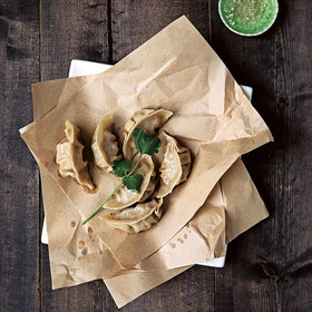 Food & Wine: Pot Stickers