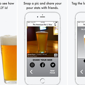 Food & Wine: This App Will Prevent You from Getting Shorted on Beer at the Bar