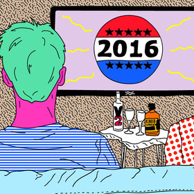 Food & Wine: What to Drink on Election Night, According to Your Emotional State